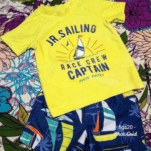 Carter's Sailboat Swim Bundle